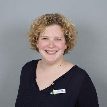 Kontaktlinsenanpasserin Kathrin Pöter startete im August neu bei den Kontaktllinsenexperten in Dortmund.