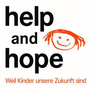 Help and Hope - Weil Kinder unsere Zukunft sind.