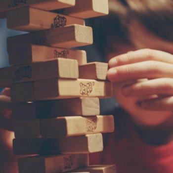 Visualtraining mit Kindern bei Kurzsichtigkeit.