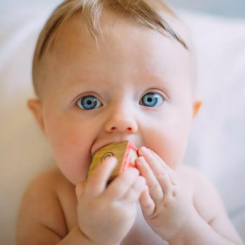 Kontaktlinsen für Babys