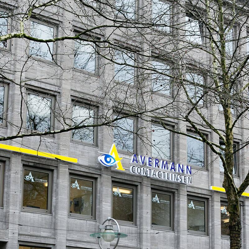 Avermann Contactlinsen in Dortmund