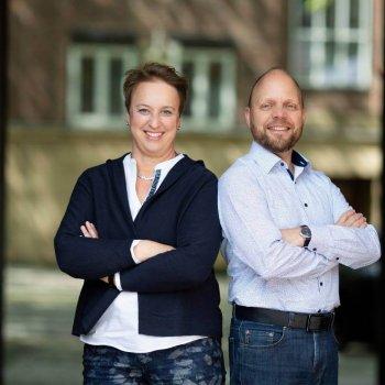 Friederike und Carsten Avermann Inhaber von Avermann Contactlinsen in Dortmund