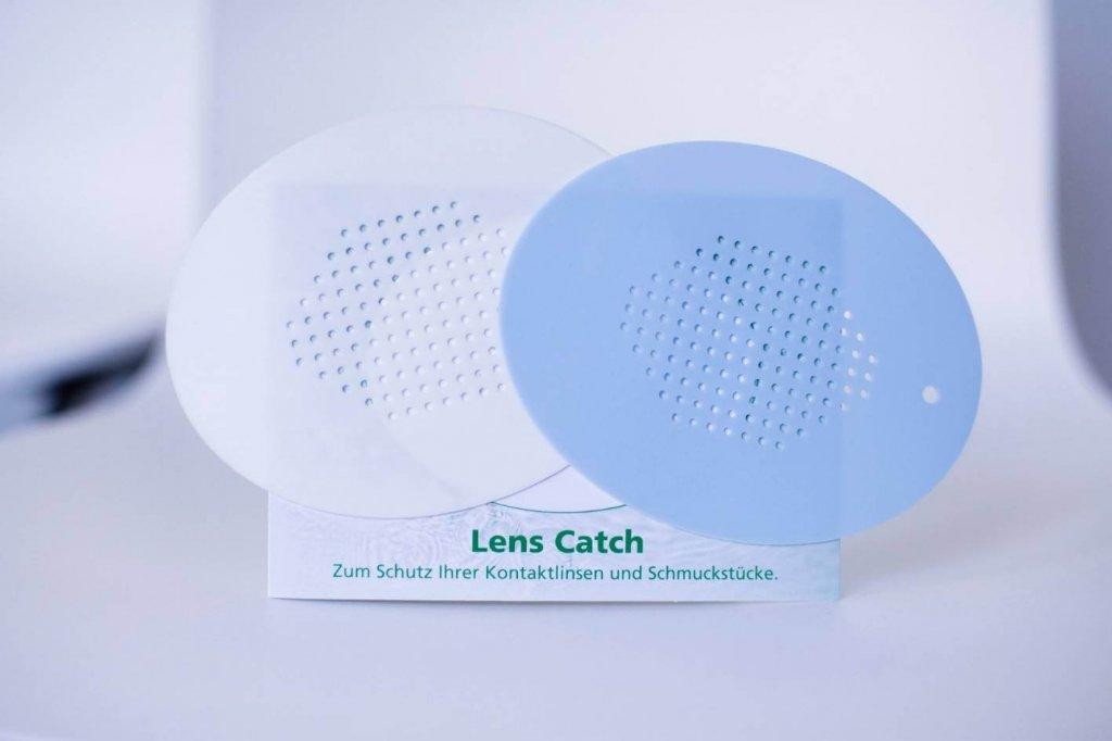 Lens Catch - Zubehör für Kontaktlinsen
