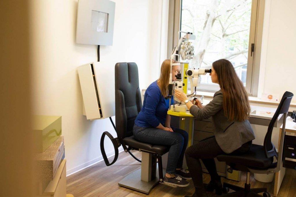 Untersuchung Kontaktlinsenanpassung in Dortmund